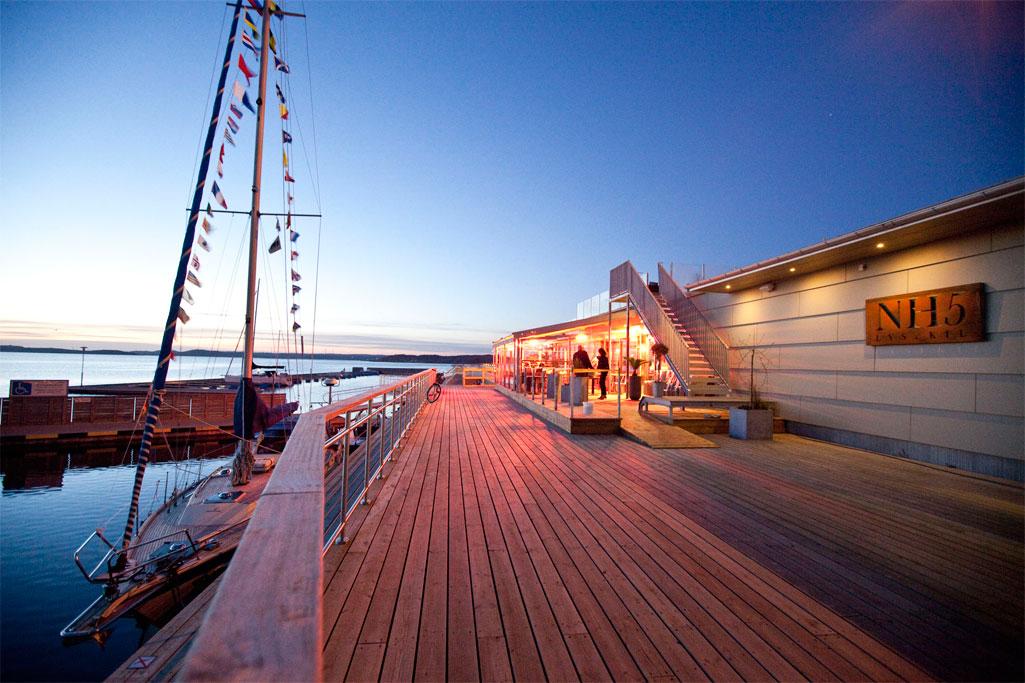 Restaurang Norra Hamnen 5