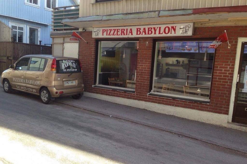 Pizzeria Babylon
