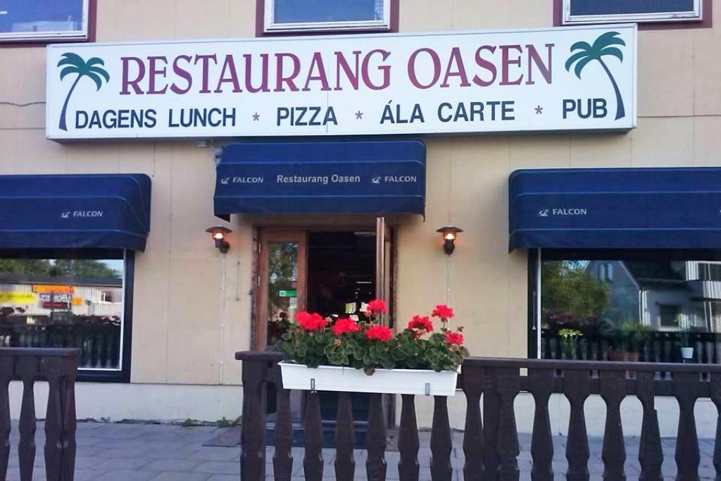 Restaurang Oasen